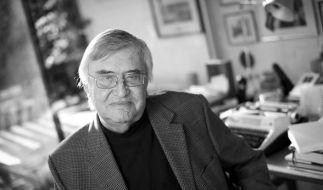 Peter Härtling ist im Alter von 83 Jahren gestorben. (Foto)