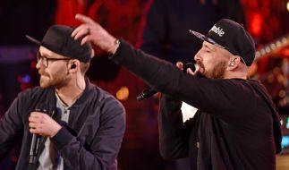 """Mark Forster und Gentleman haben sich für das Staffelfinale von """"Sing meinen Song"""" ein berührendes Duett ausgesucht. (Foto)"""