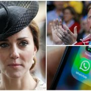 Herzogin Kate: Fiese Attacke // Neue WhatsApp-Funktion // Becker-Klage abgewiesen (Foto)