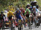 Bei der Tour de France 2017 steht am Dienstag, den 11.07.2017, die 10. Etappe Périgueux / Bergerac an. (Foto)