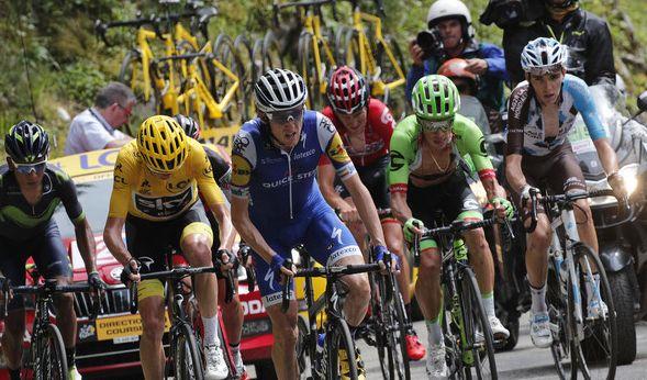 Tour de France 2017 - TV-Übertragung und Live-Stream