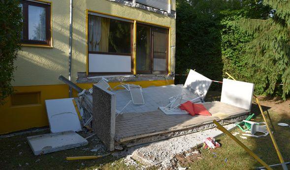Unfall in Baden-Württemberg