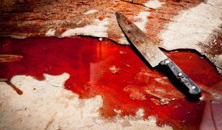 Blutige Tat in Bangladesch: Ein Mann hat seine Ehefrau die Finger abgeschnitten. (Foto)