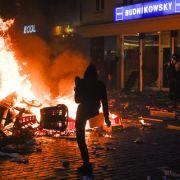 Nach G20-Krawallen: Bürgermeister Scholz entschuldigt sich (Foto)