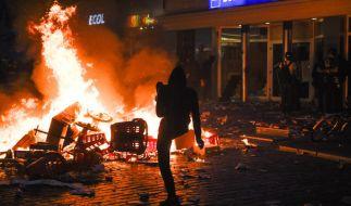 Beim G20-Gipfel in Hamburg kam es zu gewalttätigen Ausschreitungen. (Foto)