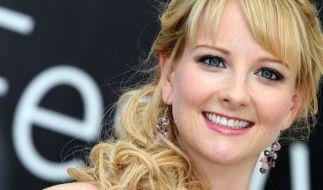 Die Schauspielerin Melissa Rauch ist erneut schwanger. (Foto)