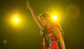 Die Musik von Andrea Berg wird von Fans aus aller Welt gehört. (Foto)