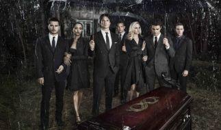 """Die Zeichen stehen auf Abschied: Nach 170 Episoden findet """"Vampire Diaries"""" sein Ende. (Foto)"""