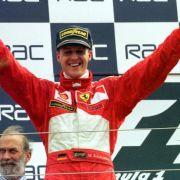 Dieser Schumi-Sieg in Silverstone war wirklich legendär! (Foto)