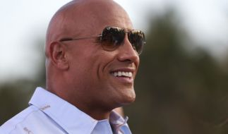 "Kandidiert Dwayne ""The Rock"" Johnson 2020 zur Wahl des US-Präsidenten? (Foto)"