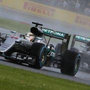 Großer Preis von Großbritannien:Lewis Hamilton auf Pole Position (Foto)