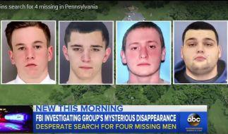 Vier Teenager wurden in Philadelphia vermisst - sie wurden alle ermordet. (Foto)