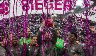Beim Telekom-Cup im Januar 2017 konnte der FC Bayern München den Sieg davontragen - ob die Bayern ihren Triumph auch beim Turnier in der Bundesliga-Sommerpause wiederholen können? (Foto)