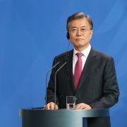 Südkorea plant Gespräche mit Nordkorea (Foto)