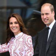 DIESE Kids warten schon sehnsüchtig auf die Royals (Foto)