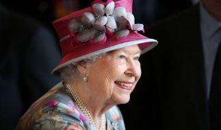 Queen Elizabeth gehören die Schwäne auf der Themse. (Foto)