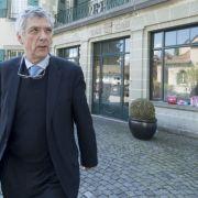 FIFA-Vize in Spanien verhaftet (Foto)