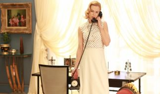 Gracia Patricia wird von Nicole Kidman gespielt. Der Rolle kann die Australierin aber nicht ganz gerecht werden. (Foto)