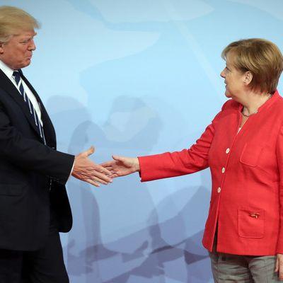 Warum dieses Foto für Donald Trump der HORROR ist (Foto)