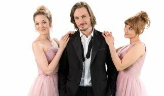 Das Liebeschaos zwischen Ella, Rebecca und William nimmt seinen Lauf. (Foto)