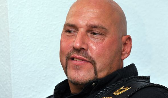 Rocker Frank Hanebuth heiratet