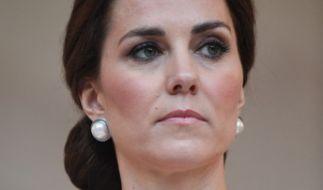 Herzogin Kate wird für ihren Lebensstil kritisiert. (Foto)