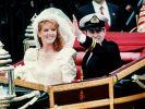 Prinz Andrew feiert Hochzeitstag