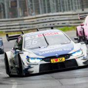 Doppelführung für Audi - Mercedes-Fahrer Engel schnappt sich den Sieg (Foto)