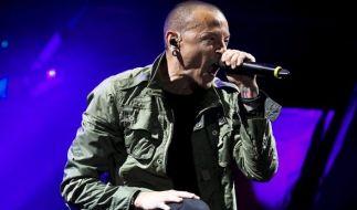 Linkin-Park-Frontmann Chester Bennington ist im Alter von nur 41 Jahren verstorben. (Foto)