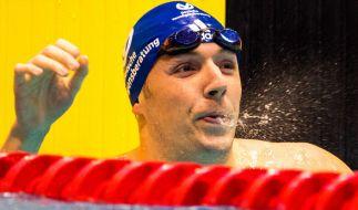 Marco Koch gilt als größte Hoffnung der deutschen Beckenschwimmer. (Foto)