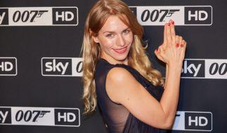 Julia Dietze gibt sich gerne kämpferisch. (Foto)