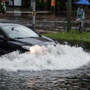 Ausnahmezustand in Berlin! Gewitter legt Deutschland lahm (Foto)
