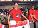 Hafez al-Assad bei Mathe-Olympiade 2017