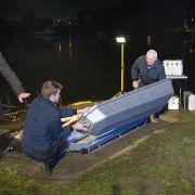 Folter und Mord! Totes Mädchen am Main-Ufer angeschwemmt (Foto)