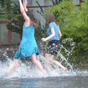 1 Toter - Gewitter und Starkregen legten Deutschland lahm (Foto)