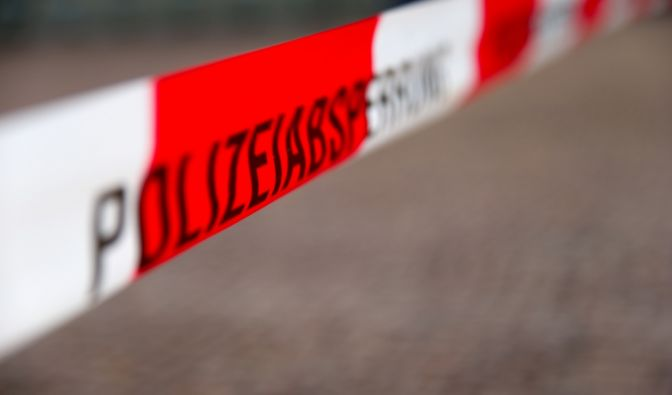 Horror-Unfall bei Karlsruhe