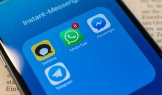 Telegramnutzer haben nun einen Selbstzerstörungsmodus. (Foto)