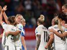 Frauen-Fußball-EM 2017 mit Ergebnissen
