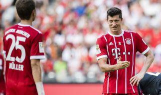 Nach der Niederlage gegen Mailand geht es für die Bayern gegen Chelsea. (Foto)