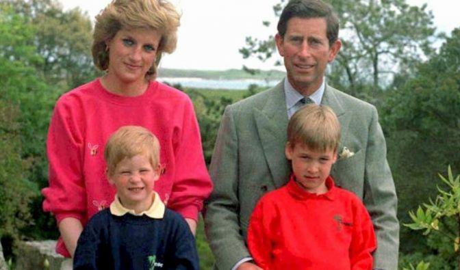 Prinzessin Diana im TV