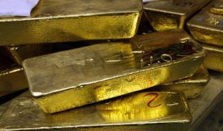 """Bis zu vier Tonnen Gold vermuten die britischen Schatzsucher auf der """"SS Minden"""". (Foto)"""