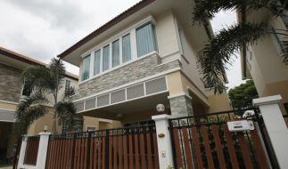 Eins der Anwesen in Bangkok des mutmaßlichen AlphaBay-Betreibers Alexandre Cazes. (Foto)