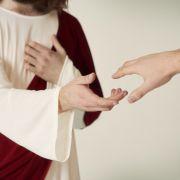In Jerusalem kann man sich schon mal für Jesus Christus halten. (Foto)