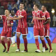 Bayern München kassiert Schlappe gegen Inter Mailand (Foto)