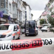 Polizei schnappt schwer bewaffnetem Kettensägen-Mann Franz W. (Foto)