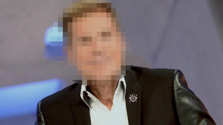 Er ist der unbeliebteste deutsche TV-Promi. (Foto)