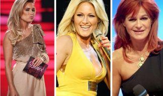 Sylvie Meis, Helene Fischer und Andrea Berg trauen ihren Style derselben Person an. (Foto)