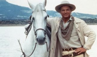 Terence Hill drehte auch schon früher ohne Bud Spencer erfolgreich Filme. Wie hier im Jahr 1991 als Luky Luke. (Foto)