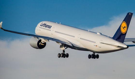 Baby im Flugzeug geboren