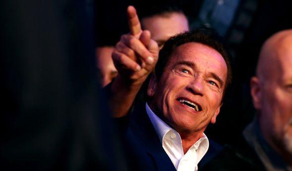 Arnold-Schwarzenegger-Wochenende im TV und Live-Stream